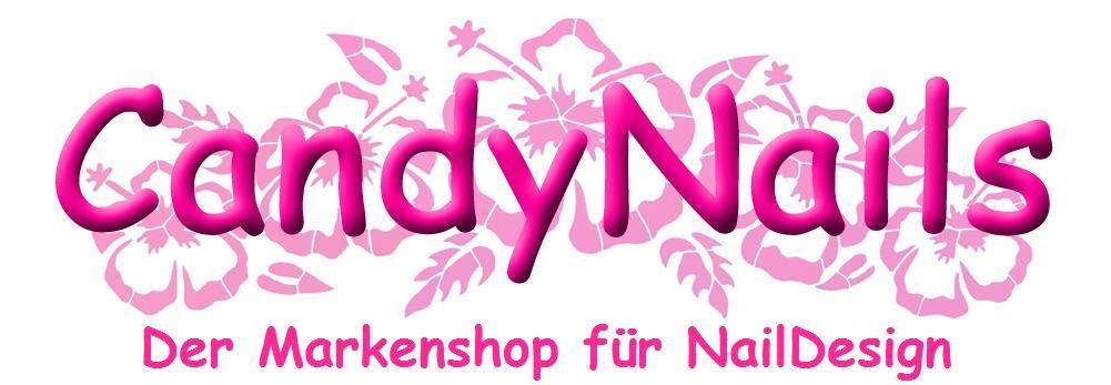 CandyNails Der Markenshop für Naildesign-Logo