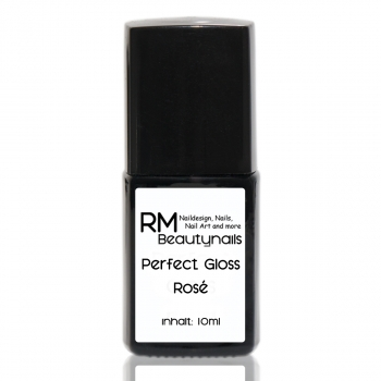 RM Perfect Gloss Glanz Gel non Sticky Rose´10ml
