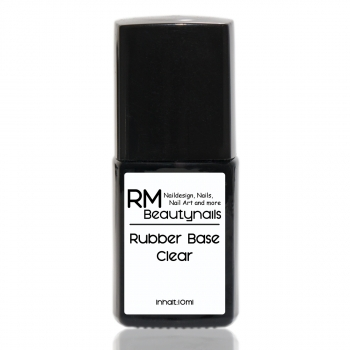 RM Rubber Base Clear 10ml
