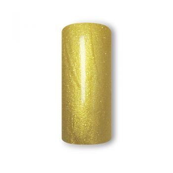 Finger Fashion Colourgel mit Glittereffekt CG-01 Gelbgold 5ml