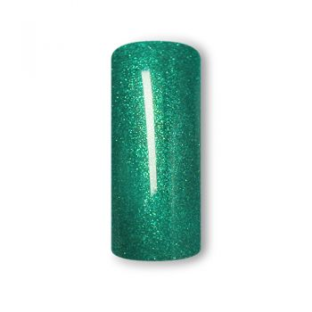 Finger Fashion Colourgel mit Glittereffekt CG-18 Deep Green 5ml