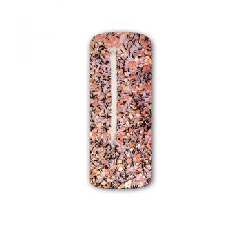 Finger Fashion Crazy Confetti Gel MIX01 5ml