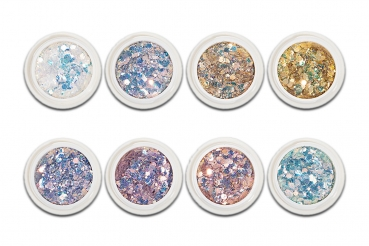 Aurora Mix Glitter Set
