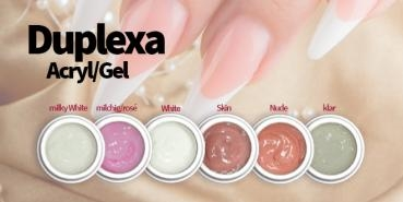 FF Set  Du­ple­xa Acryl/Gel Set 6 x 5g + Dip and Form