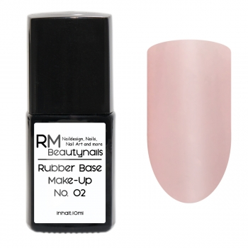 RM Rubber Base 10ml Make Up No.02
