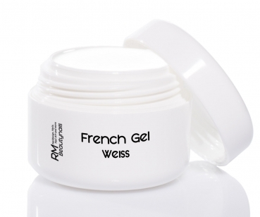RM Studioline French Gel Weiss 5ml