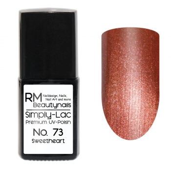RM BeautyNails Simply-Lac Premium UV-Polish Nr. 73 Sweetheart