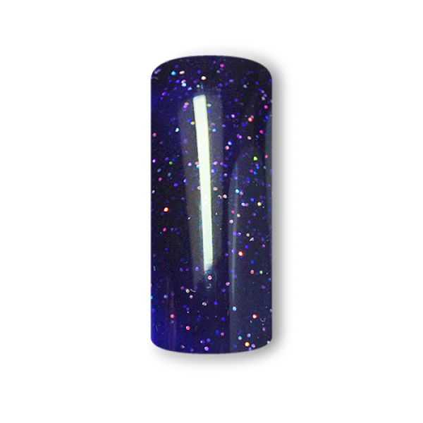 Finger Fashion Colourgel mit Glittereffekt CG-11 Purple 5ml