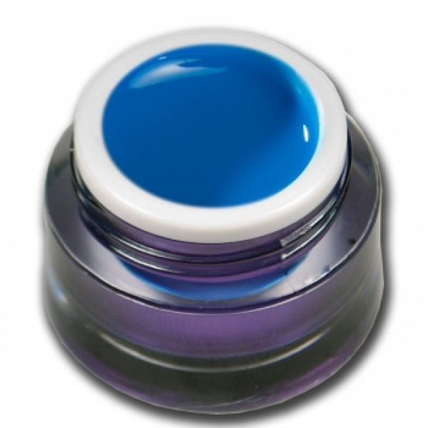 RM Premium Glossy UV Gel Neon Blau 5ml